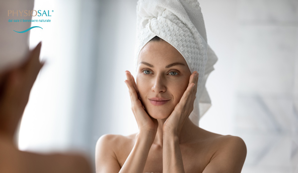 Beauty Routine Anti-Age