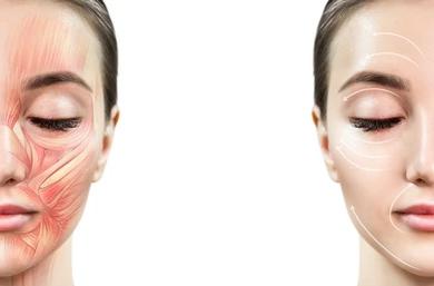 Beauty Routine ginnastica facciale