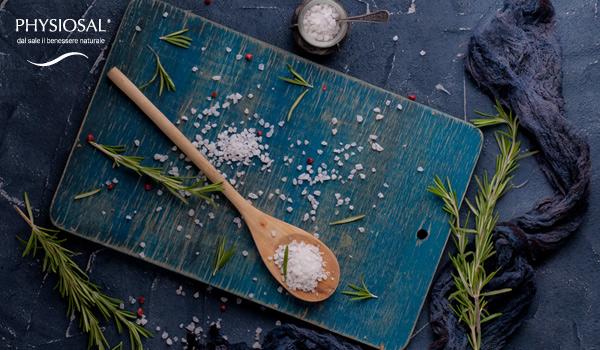 Dieta e Corretta Alimentazione - Sale Marino integrale