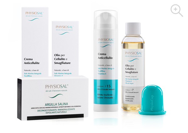 Ciclo Gambe Plus - Anticellulite - Cellulite